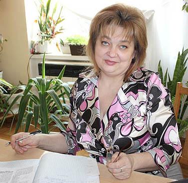 Людмила Якимчук